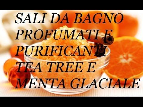 Ricetta Sali Da Bagno Profumati : Sali da bagno alle spezie purificanti e profumati youtube