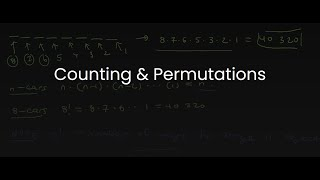 MDM4U/Grade 12 Data Management: 1.1 Couting Rules & Permutations