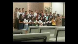 Dieng Adventist Youth Choir - Not One Sparrow Is Forgotten