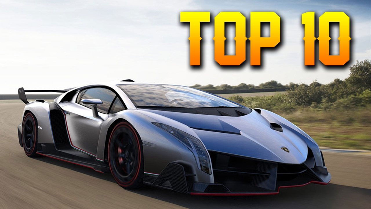 Top 10 Most Expensive Cars In The World 2017 Super You