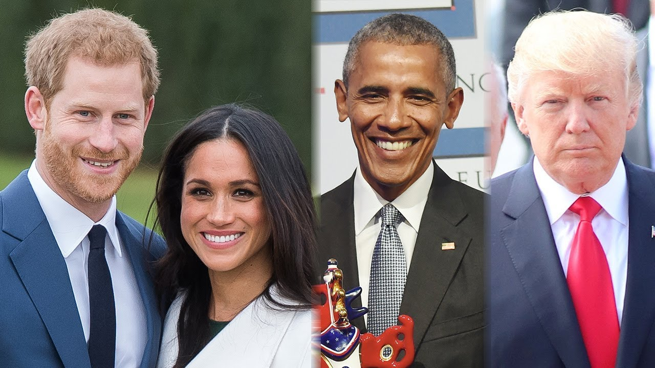 Were The Obamas Invited To The Royal Wedding.Trump Vs Obama Who S Getting A Royal Wedding Invite