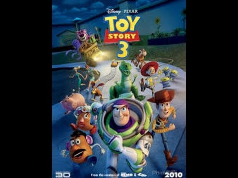Toy Story 3 2010.Animation, Adventure, Comedy, Tom Hanks, Tim Allen, Joan Cusack