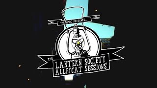 The Lantern Society Alleycat sessions - Jason McNiff
