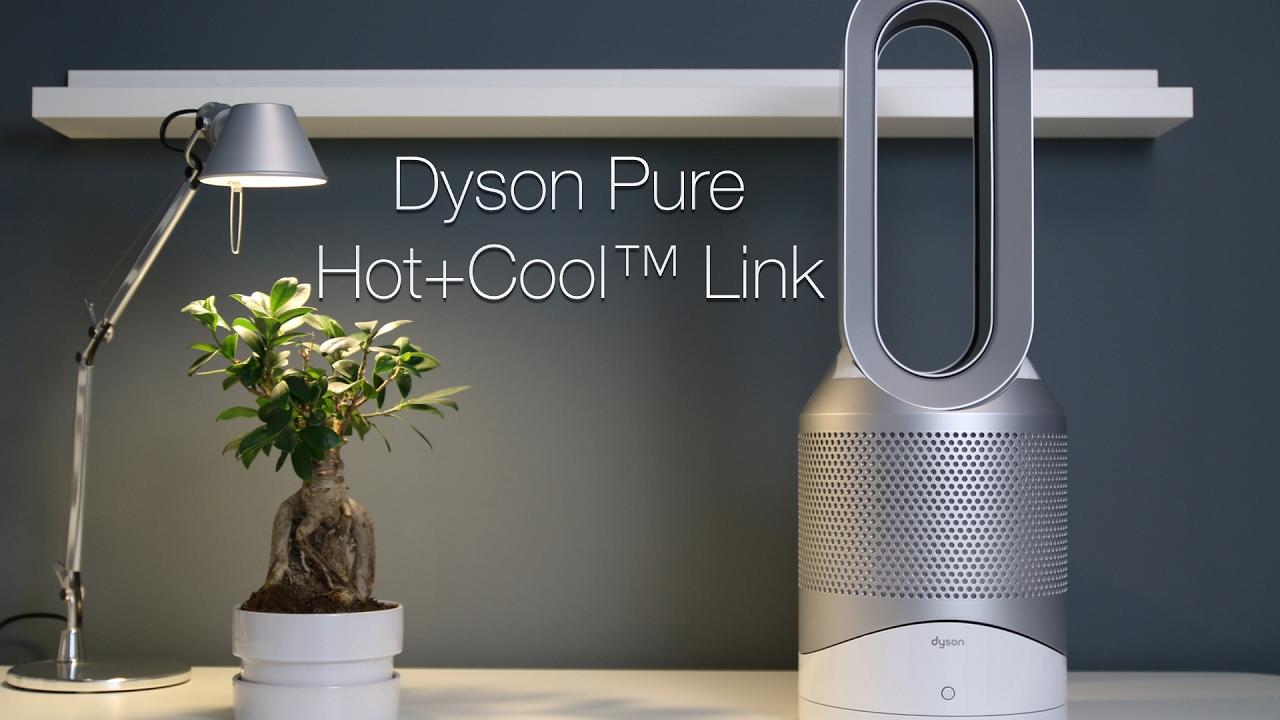 Kết quả hình ảnh cho Dyson Pure Hot + Cool Link Luftreiniger