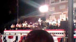 "Philly Pops performing a song based on ""The New Colossus"""