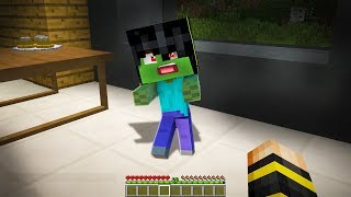 BEBEM ZOMB OLDU  Minecraft