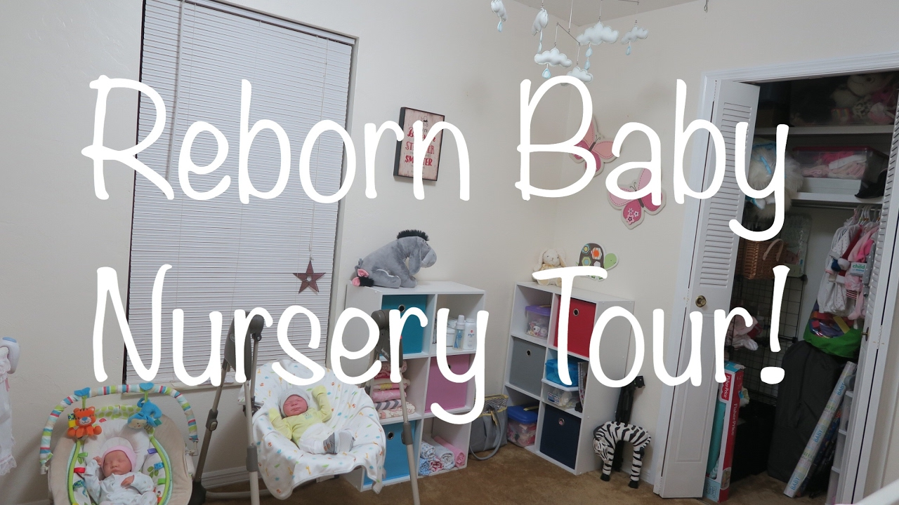 Reborn Baby Nursery Tour February 2017