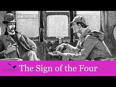 A Sherlock Holmes Novel: The Sign of the Four Audiobook