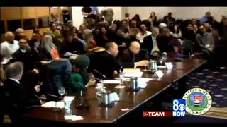 KLAS TV Legendary George Knapp Reports on Citizen Hearing on UFO Disclosure