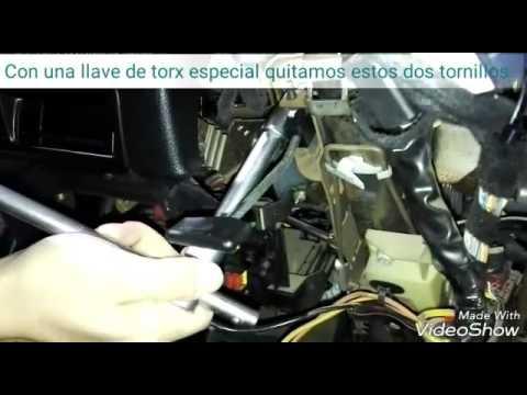 Desmontaje Radiador Calefaccion Peugeot 406