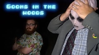 found footage of some goons in the woods (feat. Garrett's Secret Account)