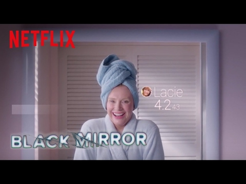 """Black Mirror"": Nosedive"