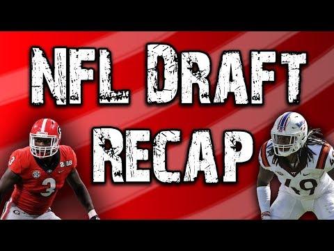 2018 NFL Draft Recap and Reactions