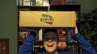 Book Haul: BookOutlet Boxing Day Sale Thumbnail