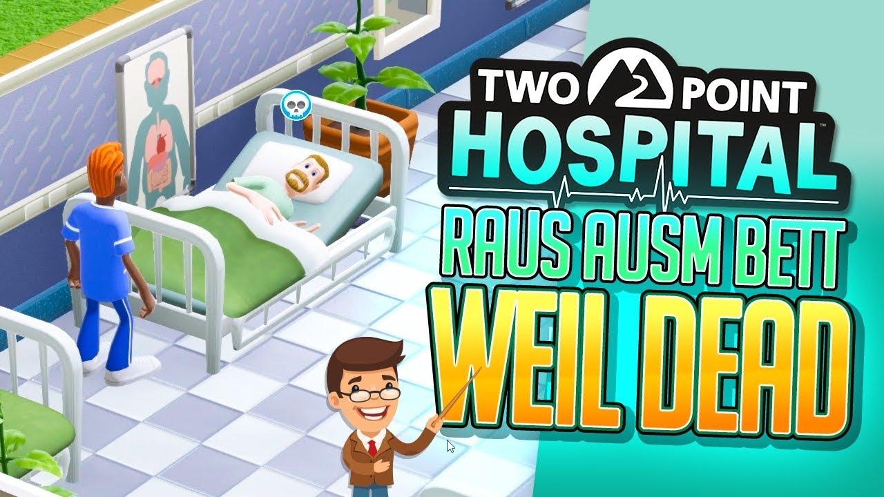 two point hospital 008 tote zahlen keine rechnung youtube. Black Bedroom Furniture Sets. Home Design Ideas