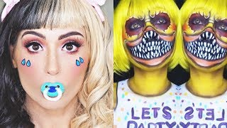 ✨Best Makeup Tutorials 2018 | 11 Incredible Fantasy Cosplay Transformations | Woah Beauty