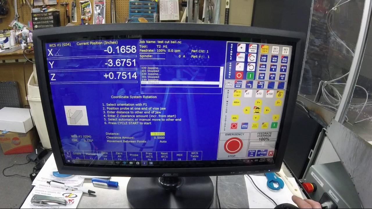 PM-940m CNC - VS Motion Controller Conversion to Centroid
