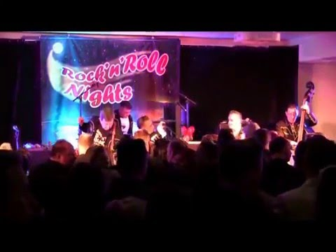 Shoebox Revue / Carlos and the Bandidos - Rock `n` Roll Night 22, Finland 2015