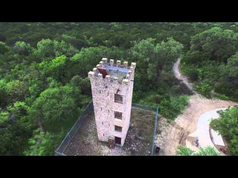 Comanche Lookout Flyover