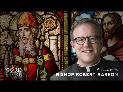 Bishop Barron on Saints Patrick and Joseph
