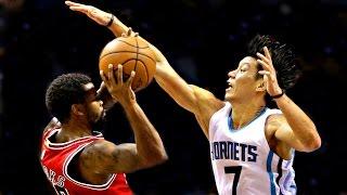 Jeremy Lin Highlights 2015 11 03 Charlotte Hornets vs Chicago Bulls