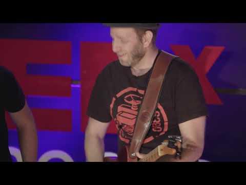 Musical Act | Sponj - Yuvi Gerstein And Tom Iddan | TEDxShenkarCollege