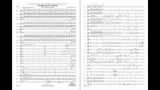 Celebration Fanfare (On a Theme by Haydn) by James Curnow