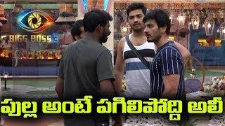 Bigg Boss3 Telugu Episode 31 Highlights | #Telugu #BiggBoss3 | Mahesh Vitta Ali Fight | Film Jalsa