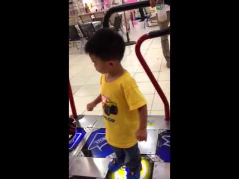 Bonjing's dance revo challenge