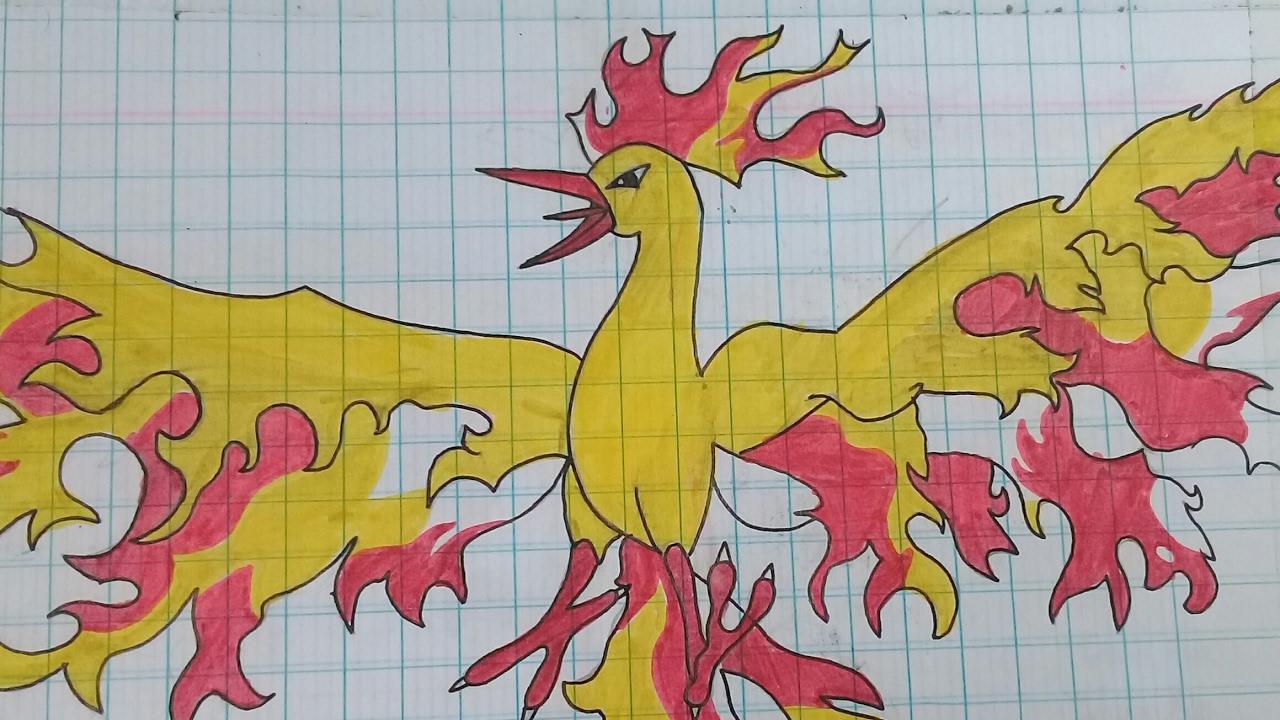 Hình vẽ Pokemon