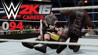 WWE 2K16 CAREER [094]: Eine Tonne pures Meat! ✦ Let