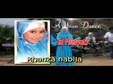 KHANZA NABILA - YA MUN YATI -  ARABIAN DANCE