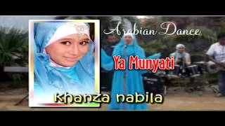 KHANZA NABILA - YA MUN YATI -  ARABIAN DANCE (official video )