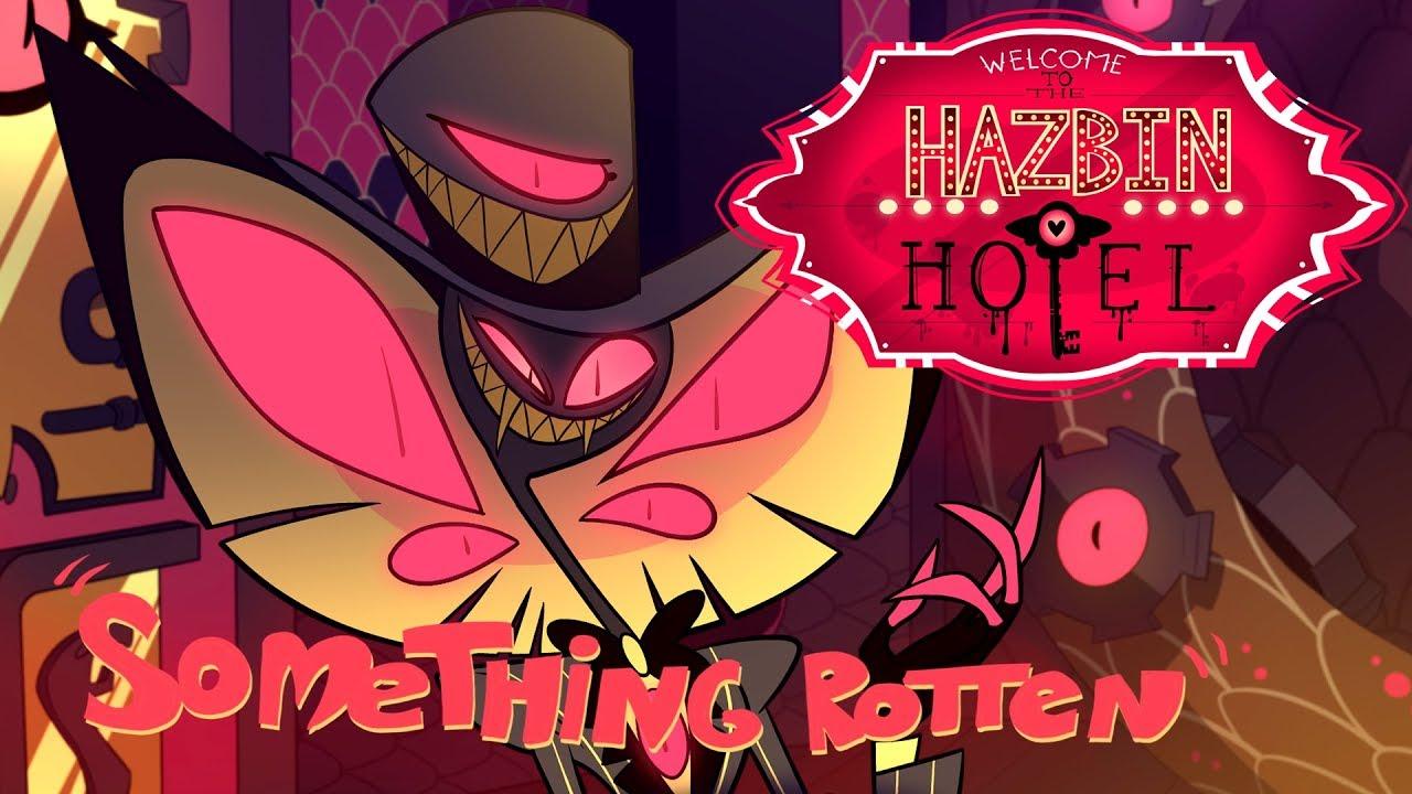 "HAZBIN HOTEL -(CLIP)- ""Something Rotten"""
