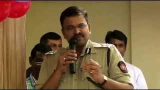 V. V. Laxminarayana Speech on the occasion of Installation Ceremony of Dr. Shridhar Sunka