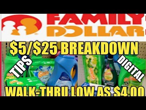 family-dollar-couponing-this-week-,-5-off-25-scenario,-walk-thru-low-as-$4.00.