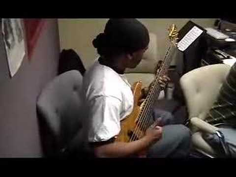 Hudson on Bass