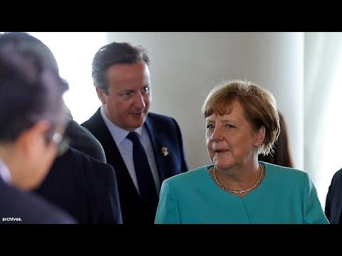 Brexit: German Chancellor Angela Merkel treads a careful political line