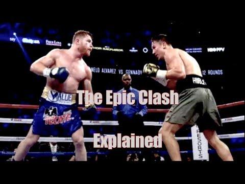 Canelo vs GGG Explained – Fight Breakdown