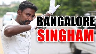 Surprise! Did the Singham cop get a transfer to Bengaluru?