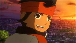 Miren este es el Ending de la pelicula de Inazuma Eleven Go :D.