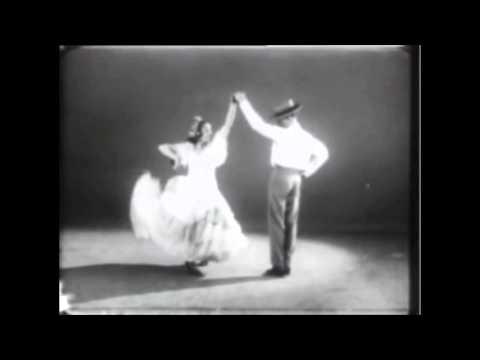 Vídeo nº 4 Vicente Escudero Grandes de la Danza Hispania Flamenco
