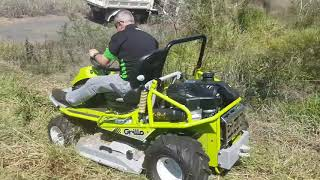 Grillo Climber 10 AWD 27 hp Series Range