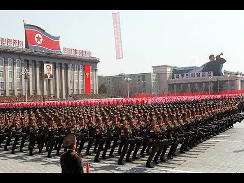 North Korean troops ordered to prepare for war as USA & South Korea conduct military exercise