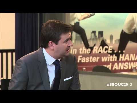 SAP Analytics Strategy With James Fisher