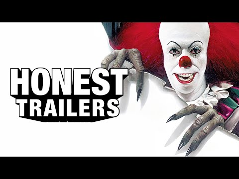 Honest Trailers | IT (1990)