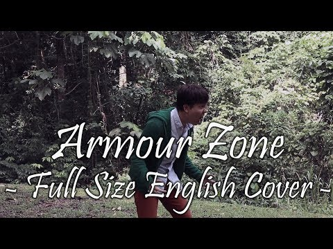 Armour Zone (Full Original English Cover) - Kamen Rider Amazons Opening 1