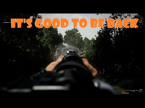 Post Scriptum. It's Good To Be Back!  