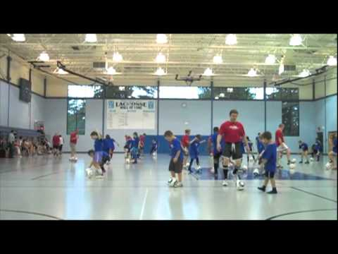 Athletes in Action Soccer Camp