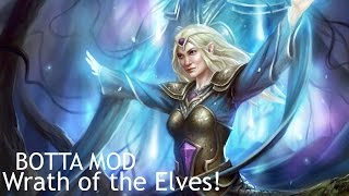 The Wrath of the Elves!! - BFME2 - BOTTA Mod [might feat. Smaug]
